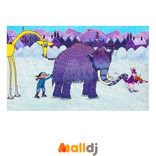 每集动画内容皆以不同动物为主题,巧搭一首知名诗曲而组成,黄色长颈鹿