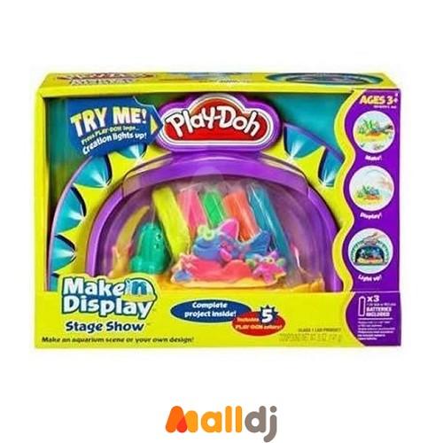培乐多 play-doh 海底世界情境组