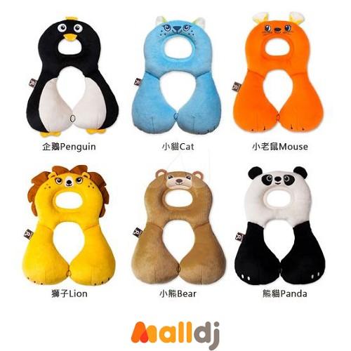 这款安全头靠枕系列是以可爱的动物造型搭配舒适柔软的材质,最重要的