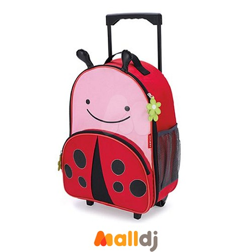 可爱动物儿童行李箱