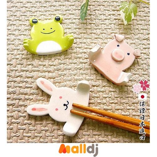 k-ai 和风可爱动物筷子架
