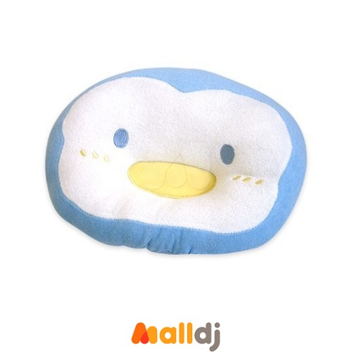 藍色企鵝 Puku Petitpuku企鵝頭安定枕 嬰童用枕 居家館 商品館 Malldj親子購物網