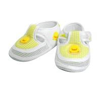黃色小鴨 PiYO PiYO網狀嬰兒學步涼鞋