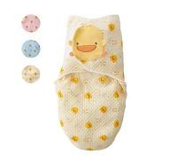 黃色小鴨 PiYO PiYO 印圖包紗安撫包巾