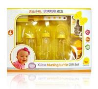 黃色小鴨 PiYO PiYO 玻璃奶瓶