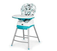 Chicco Stack三合一多 成長高腳餐椅