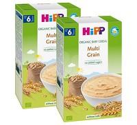 喜寶 HiPP 寶寶有機綜合黃金穀物精2入 組