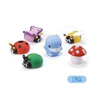 酷咕鴨 KU.KU . 水中玩具~花園昆蟲組