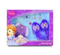 迪士尼 Disney 蘇菲亞華麗妝扮組