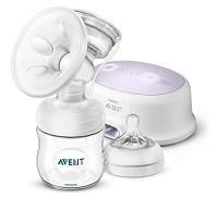 新安怡 AVENT 親乳感單邊電動吸乳器破盤 組