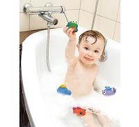 奇智奇思 K's Kids 動物 洗澡玩具組 4入組
