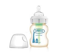 布朗博士 DrBrown's 防脹氣PESU寬口兩用奶瓶 小150ml  一入裝