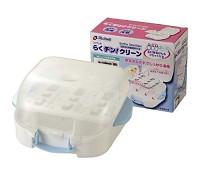 利其爾 Richell微波爐 奶瓶消毒盒