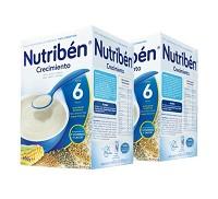 貝康 Nutriben 6種縠類成長麥精 銜接米精  組