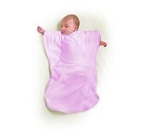 Summer Infant 蝴蝶背心睡袋~粉紅點點