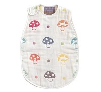 Hoppetta 六層紗蘑菇防踢背心 嬰童