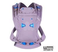 英國WMM Pao Papoose 3P3式寶寶揹帶~薰衣草紫