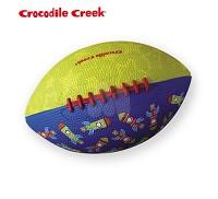 美國 Crocodile Creek 8吋兒童 遊戲橄欖球~火箭