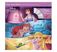 美國 Disney Press 迪士尼公主故事 CD有聲讀本