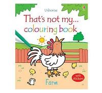 英國 Usborne 那不是我的系列著色書~農場篇