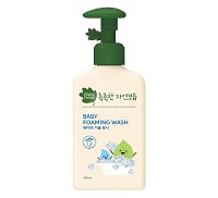 綠手指 GreenFinger CHOK CHOK三效保濕嬰幼兒泡泡慕斯沐浴乳